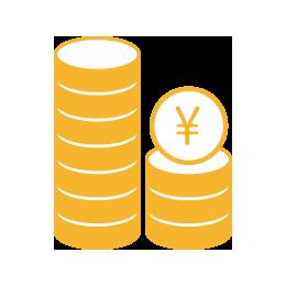 資本金 icon